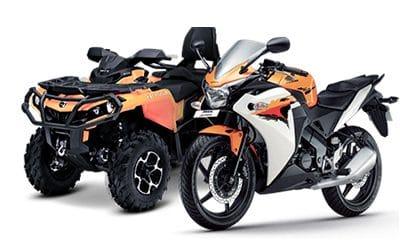 Выкуп мототехники в Тамбове